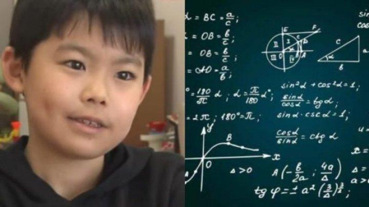 Un băiat de 9 ani din Japonia a trecut un examen de matematică de nivel universitar
