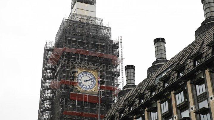Big Ben va răsuna din nou la Londra, în noaptea de Revelion