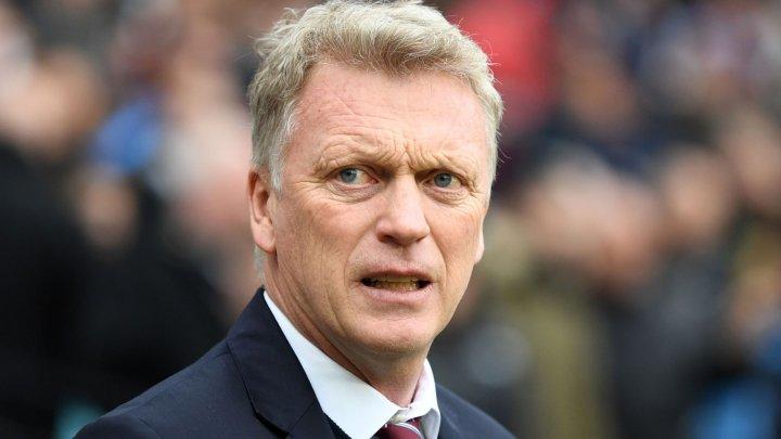 David Moyes este noul antrenor al echipei engleze West Ham United