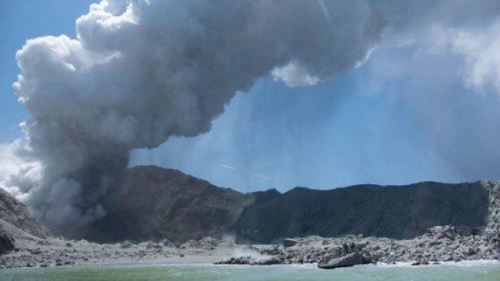 Erupţia vulcanului în Noua Zeelandă: Corpurile neînsufleţite a şase din cele opt persoane date dispărute, recuperate de echipele militare