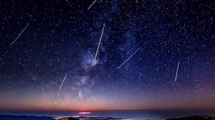 Ploaia de stele Geminide: Când va avea loc şi cum puteţi urmări fenomenul astronomic