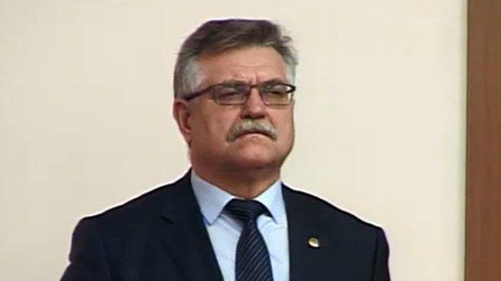Victor Ţvircun este propus la funcţia de Ambasador al Republicii Moldova în Statul Qatar