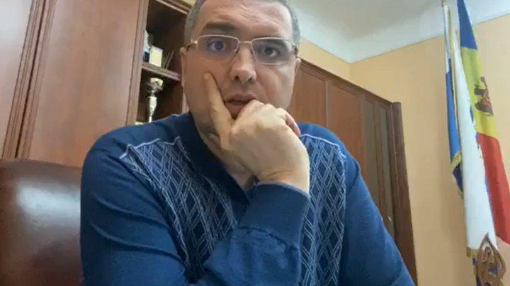 Renato Usatîi nemulţumit de vizita preşedintelui la Bălţi. Ce i-a reproşat lui Igor Dodon
