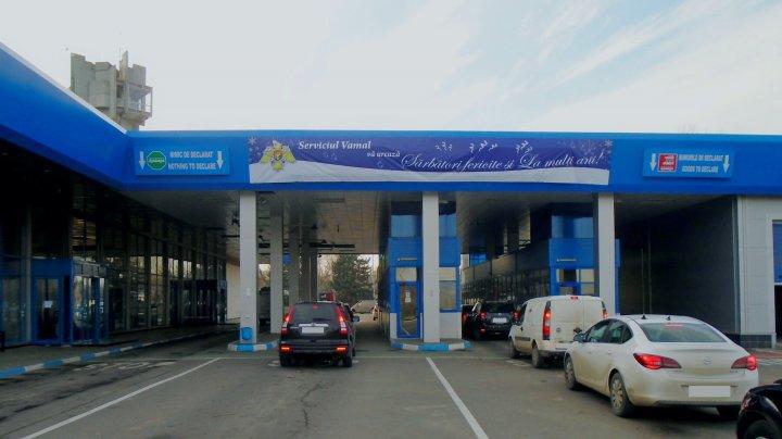 Aproape 22 de mii de moldoveni au intrat și ieșit din țară, timp de o zi