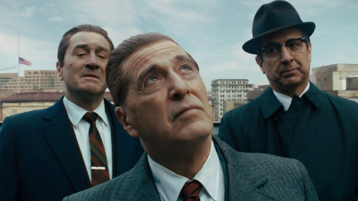 "Lungmetrajul ""The Irishman"", desemnat cel mai bun film al anului de National Board of Review"