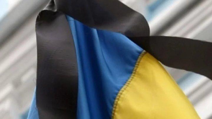 ZI DE DOLIU în Ucraina, în urma incendiului devastator din Odesa. Premierul Chicu a transmis un mesaj de condoleanțe