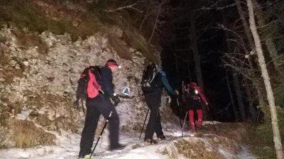 Un bărbat dispărut în Bucegi de două zile este de negăsit. Salvamontiștii spun că șansele de a fi găsit în viață sunt mici