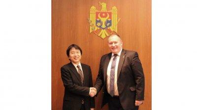 Ambasadorul Japoniei, Masanobu Yoshii, şi-a încheiat misiunea diplomatică în Republica Moldova