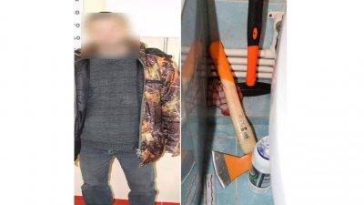 Un bărbat în vârstă de 40 de ani din raionul Râbnița, reținut pentru tentativă de omor