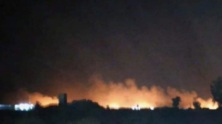 Atac cu rachete asupra ambasadei americane de la Bagdad. Sunt victime