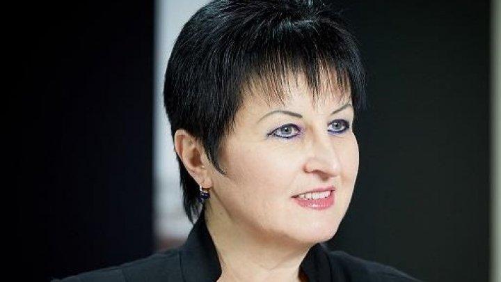 Ana Guţu a fost numită secretar de stat al departamentului pentru Relaţii cu Republica Moldova din România