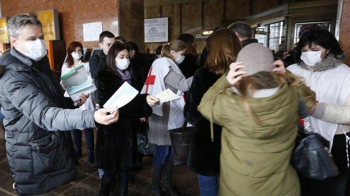 Virusul ucigaş ar putea fi foarte aproape de Moldova. Un caz suspect de coronavirus este investigat în Ucraina