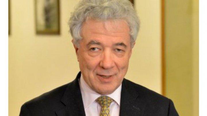 Reprezentantul special al OSCE, ambasadorul Thomas Mayr-Harting, vine în Moldova