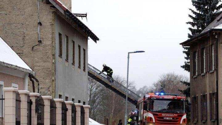 Incendiu la un centru pentru persoane cu dizabilităţi mintale în Cehia: opt morţi