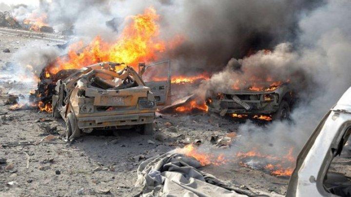 Trei militari turci, ucişi în nord-estul Siriei în explozia unei maşini-capcană