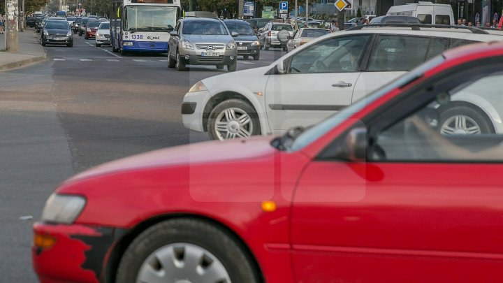 InfoTrafic: Cum se circulă în această dimineaţă pe străzile din Capitală