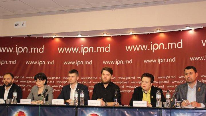 Blocul electoral UNIREA a fost înregistrat la CEC pentru participarea la alegerile parlamentare din Hînceşti (DOC)