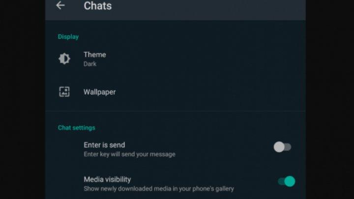 WhatsApp va beneficia în curând de Dark Mode