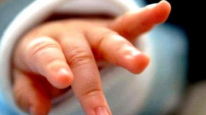 Primul copil, născut în 2020, într-o localitate din Italia, este dintr-o familie de moldoveni (FOTO)