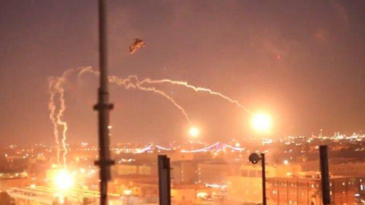 Bază militară care găzduieşte soldaţi americani în Irak, atacată cu rachete. Sunt răniţi