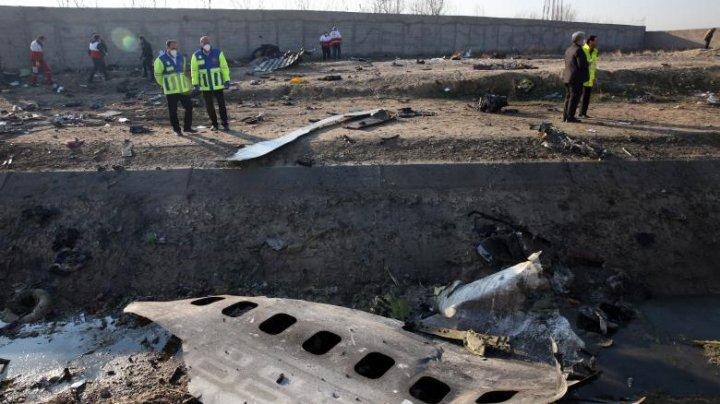 Un expert ucrainean în securitate a oferit DETALII NOI despre avionul doborât în Iran