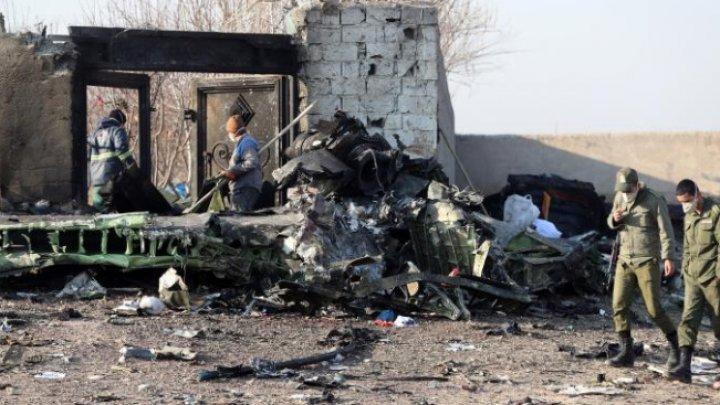 Ambasadorul iranian la ONU: Are loc o anchetă privind avionul prăbușit
