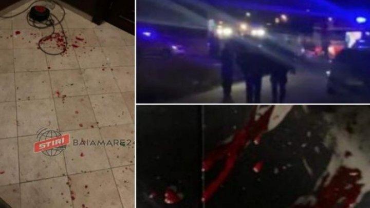 Bătaie sângeroasă după petrecerea de Revelion de la un hotel