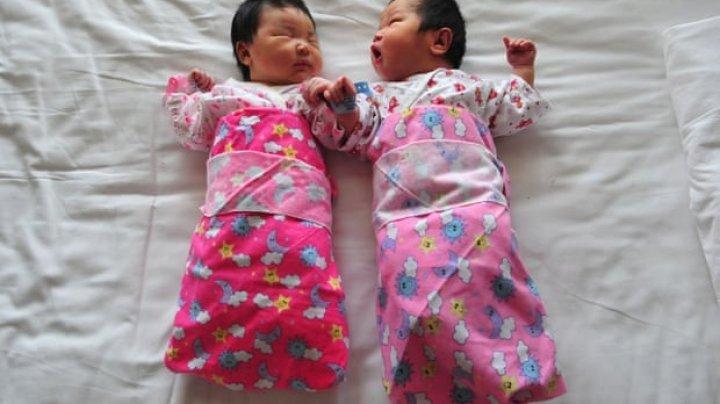 Rata natalităţii în China, la cel mai scăzut nivel în ultimii 70 de ani