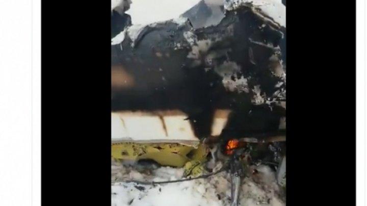 Talibanii revendică DOBORÂREA avionului prăbușit în Afganistan! Aparatul de zbor ar fi aparținut Statelor Unite