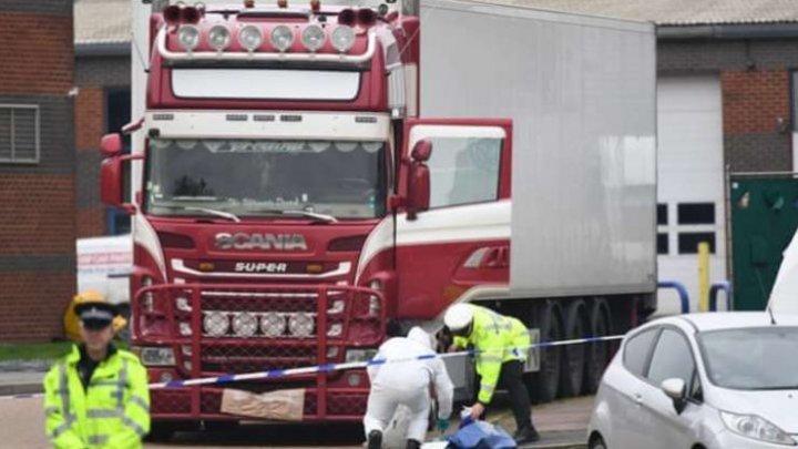 Douăzeci şi trei de migranţi care încercau să ajungă în Marea Britanie, descoperiţi într-un camion frigorific în apropiere de portul Zeebrugge
