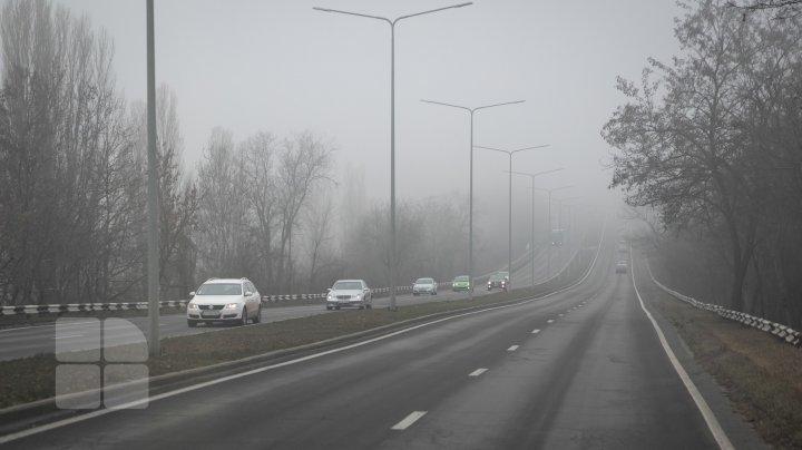 ATENŢIE! Meteorologii au emis un nou COD GALBEN DE CEAȚĂ pe întreg teritoriul ţării