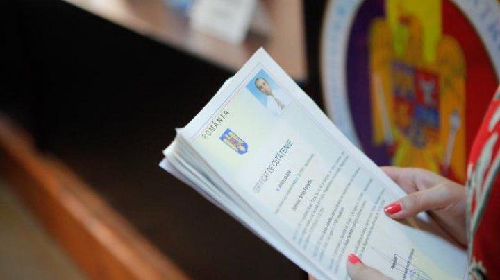 Solicitanţii cetăţeniei române vor primi răspunsurile prin e-mail