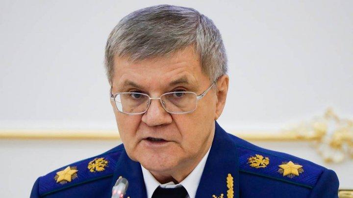 ANUNŢ DE ULTIMA ORĂ! Iurie Ciaika a plecat din funcţia de Procuror General al Rusiei