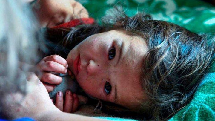 Fetiţa care a supravieţuit 11 zile în pustietate a câștigat un concurs de frumuseţe