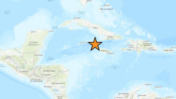 Cutremur PUTERNIC în Caraibe. Seismul a avut 7,7 grade, declanşând o alertă de tsunami