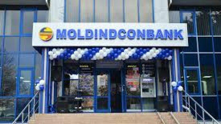 BNM: Perioada de desemnare a administratorilor temporari la Moldindconbank a fost prelungită