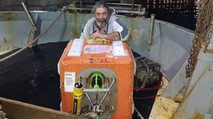Un echipament secret al NASA, găsit din greşeală de un pescar din Croaţia