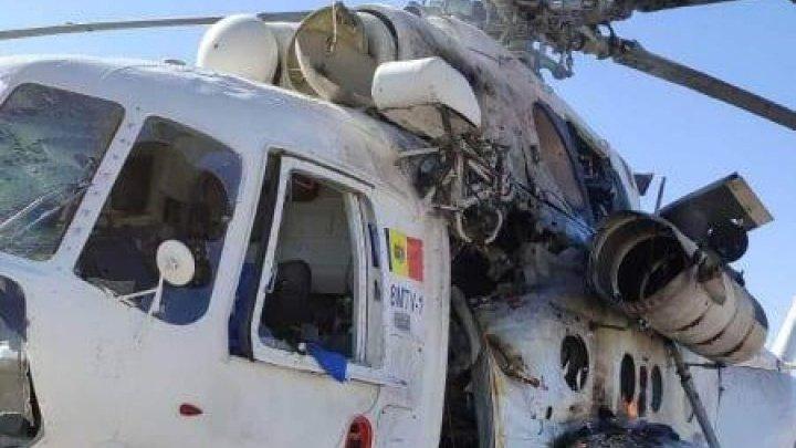 DETALII NOI despre elicopterul din Moldova, doborât în Afganistan: A fost atacat cu un aruncător de grenade, în timp ce se afla la sol