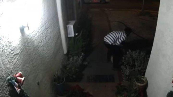 O tânără, filmată în timp ce este bătută și răpită, în noaptea de Revelion (VIDEO)
