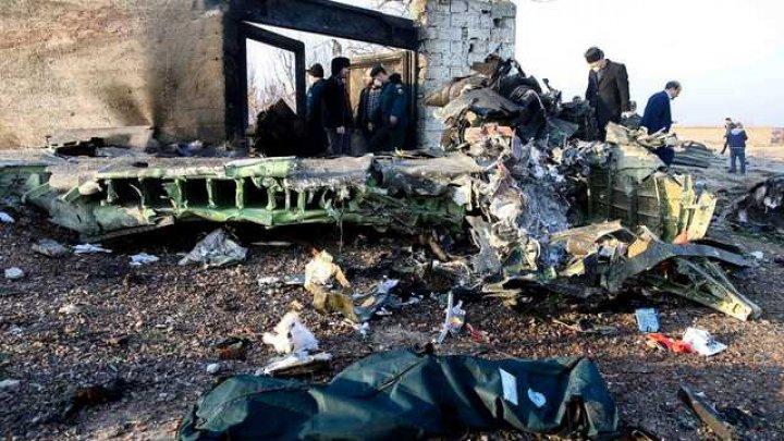 Detaliul șocant în cazul avionului ucrainean doborât în Iran. Ce s-a întâmplat cu pasagerii după ce racheta a lovit aeronava