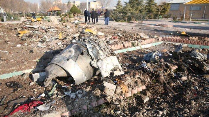 Ucraina aşteaptă decizia cu privire la trimiterea cutiilor negre ale avionului doborât de Iran