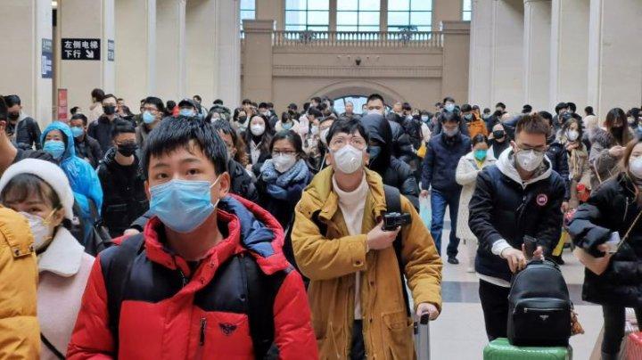 Rusia închide granițele pentru grupurile de turiști chinezi, de teama noului virus