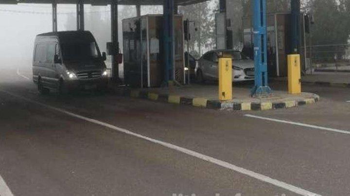 Păţania unui moldovean care a urcat pentru prima dată la volanul unei maşini