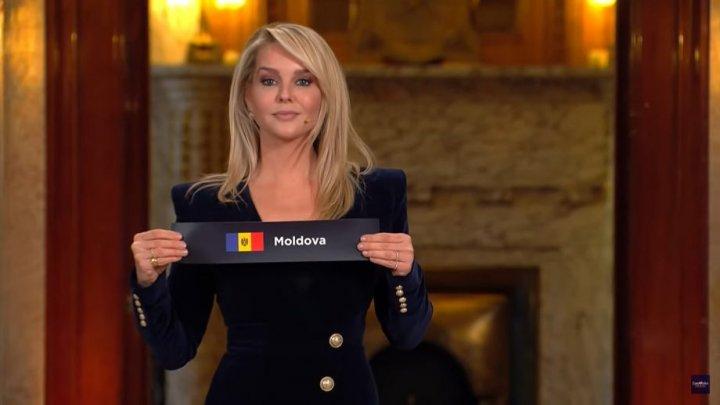 Moldova va evolua în cea de a doua semifinală la Eurovision 2020 (VIDEO)