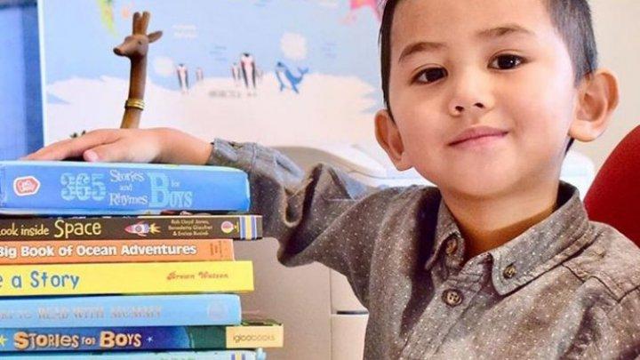 Uimitor! Un băiețel de trei ani a devenit cel mai tânăr membru al Mensa, cu IQ 142. Reacţia mamei