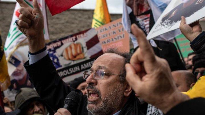 ONU vrea anchetarea protestelor din Iran după ce regimul a fost acuzat că a folosit muniţie de război împotriva manifestanţilor