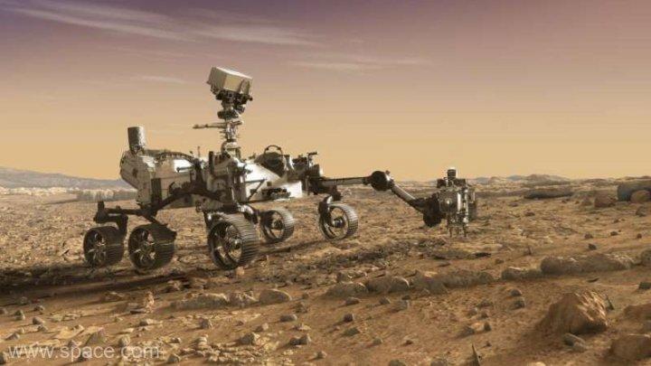 Competiţie pentru alegerea numelui noului rover pe care NASA îl va trimite pe Marte