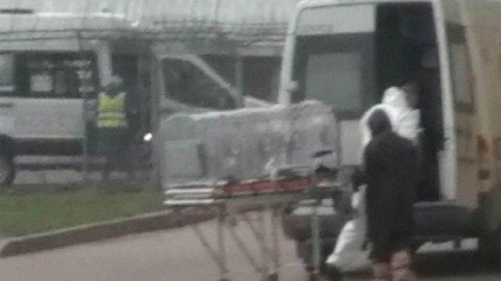 Primii doi suspecţi de coronavirus în Rusia: un chinez şi un rus au fost spitalizaţi la Sankt Petersbourg