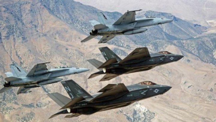 Polonia va plăti 4,6 miliarde de dolari Statelor Unite pentru 32 de avioane F-35