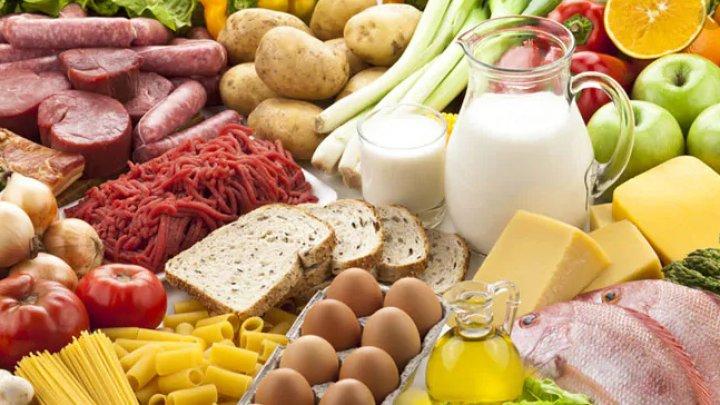 Moldova produce tot mai puţine ouă, lapte şi carne. Vezi cu cât a scăzut producţia agricolă anul trecut